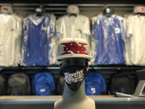X-Raided Snapback - Grey Big Logo