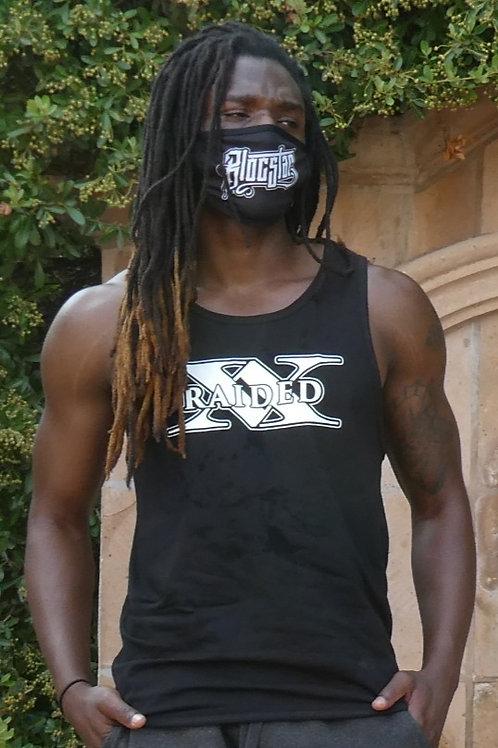X-Raided logo Men's Tank Top