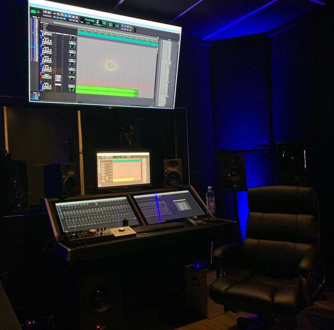 Studio Recording - 4 hours