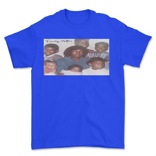 X-Raided & Luni Coleone - Family Matters T-Shirt