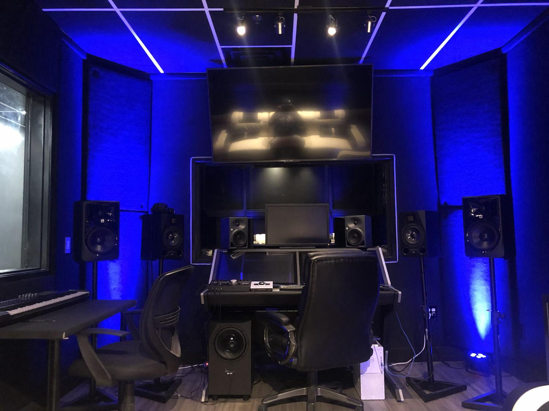 Studio Recording - 2 hours (minimum)