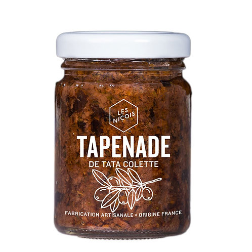Tapenade (Black Olives, Capers, Garlic and Anchovy Cream)