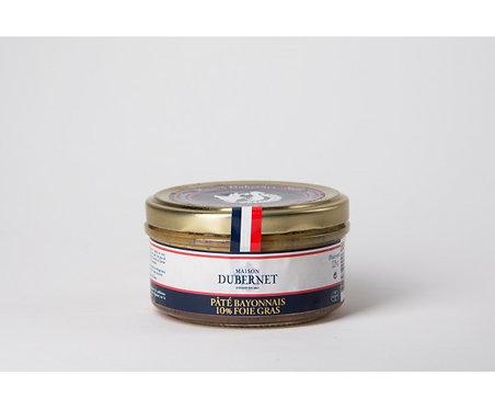 "Pâté ""Bayonnais"" (10% Foie Gras)"