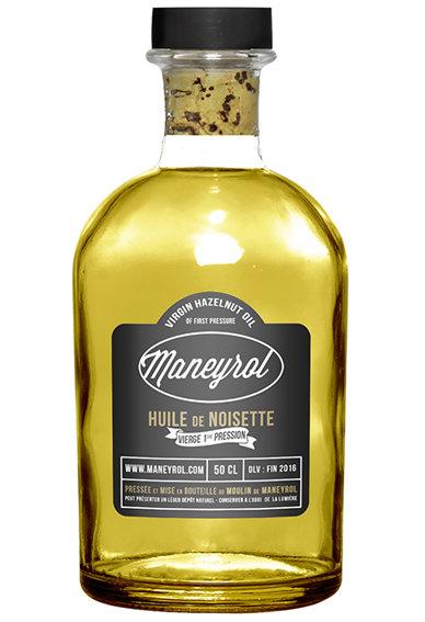 Virgin Hazelnut Oil