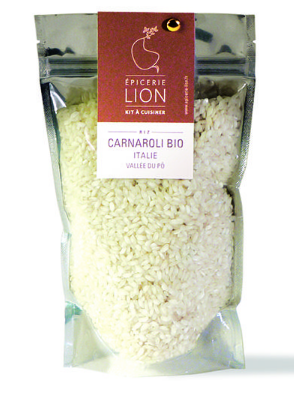 Organic Carnaroli Rice / For risotto