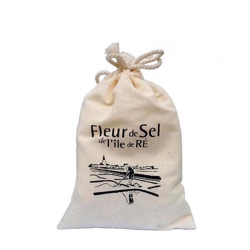 """Fleur de Sel"" (in a linen bag)"