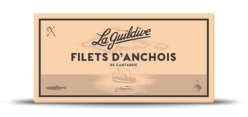 Premium Cantabrian Anchovies
