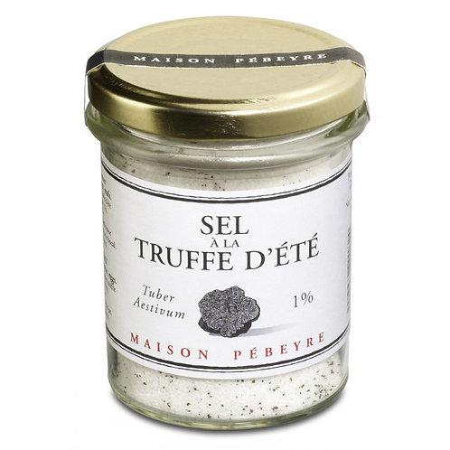 Summer Truffle Salt  (Tuber aestivum)