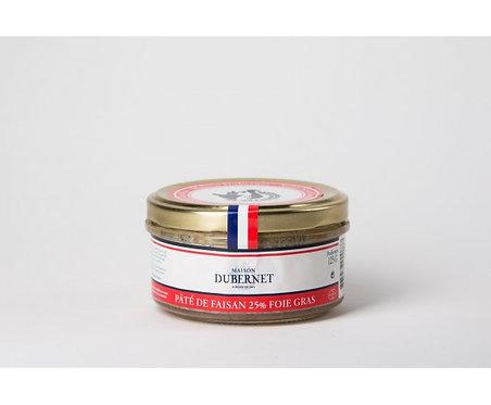Pheasant Pâté (25% Foie Gras)