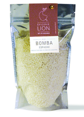 Bomba Rice (from Valencia, Spain)