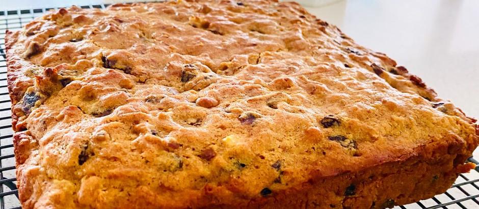 Date, Honey & Sultana Cake