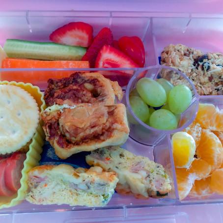 Term 2 Week 6 Lunchbox Photos