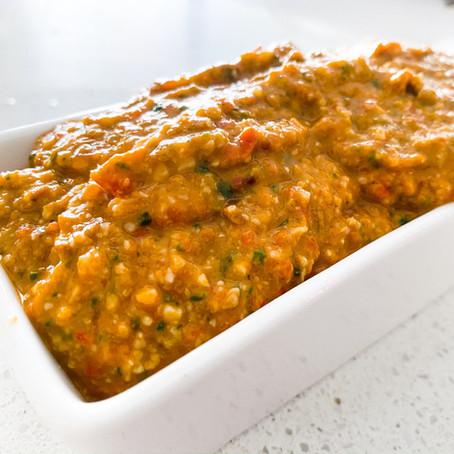 EDMK Quick Tomato Pesto