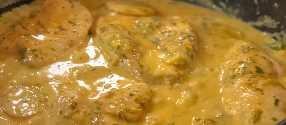 Creamy Herbed Chicken
