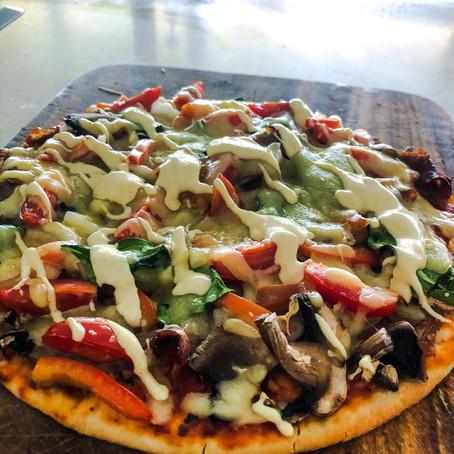 Gourmet Beef Pizza