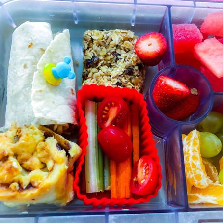 Term 2 Week 5 Lunchbox Photos