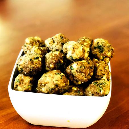 Herbed Lamb Meatballs