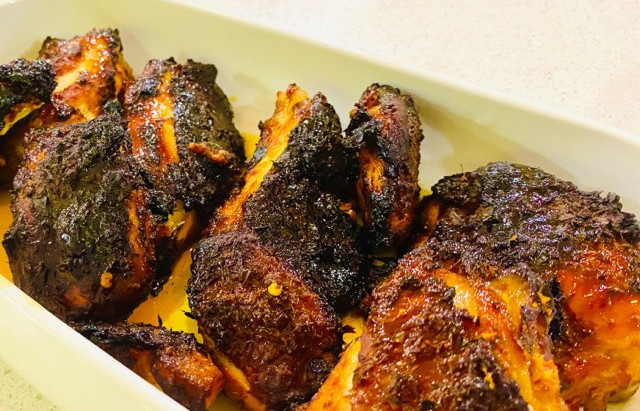 Balinese Roast Chicken