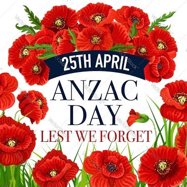 ANZAC Day Cake