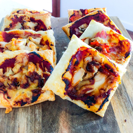 Pizza Tarts