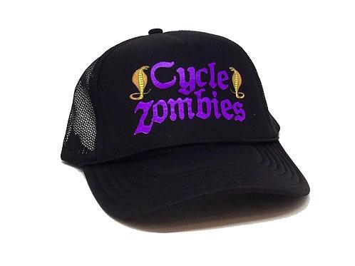 Cycle Zombies - 'Cobra' Premium Snapback