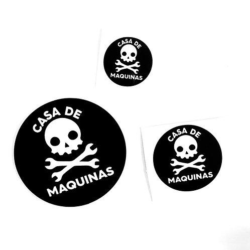 Casa Combo Sticker Pack