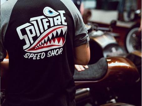 Spitfire Speed Shop Launches with Casa de Maquinas!