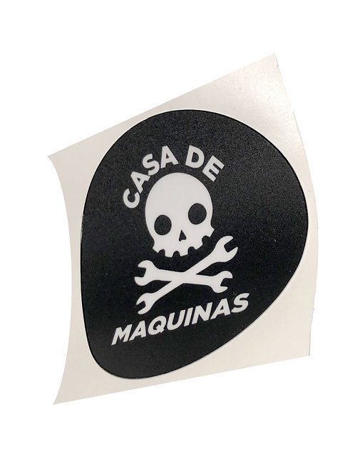CDM Die-Cut Sticker