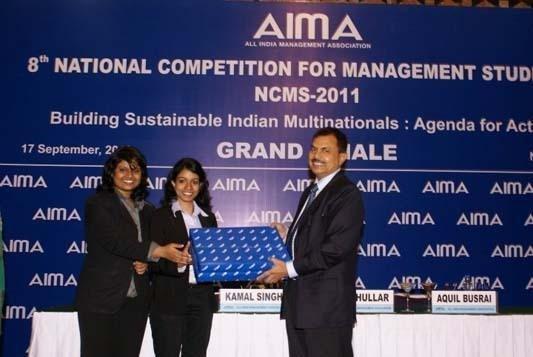 Regional Winner -AIMA