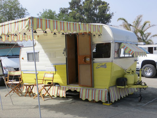 Vintage Trailer Rally 2014