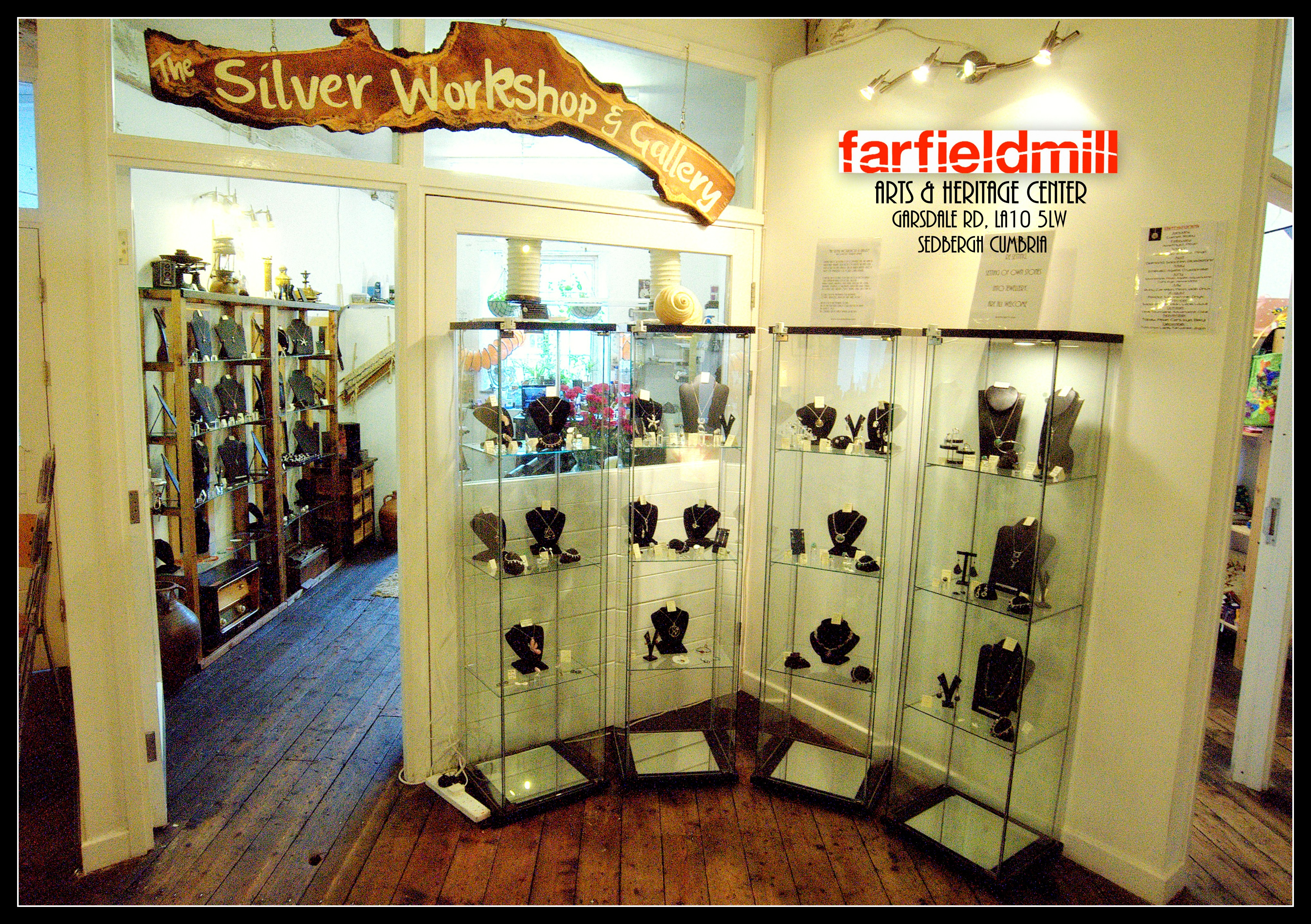 The Silver Workshop & Gallery 20151-003