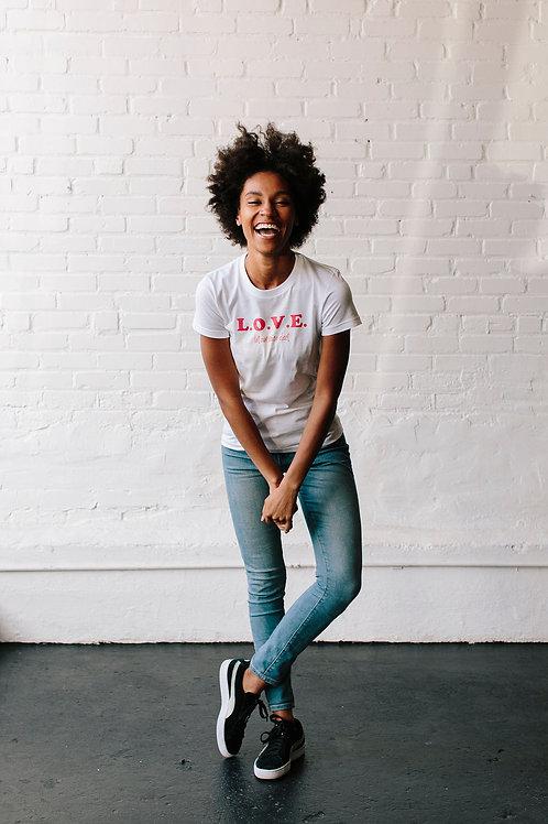 L.O.V.E. - T-shirt