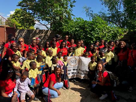 Giveback to Trinidad with Naji Foundation Inc.