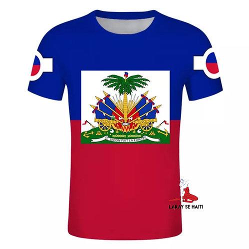 Haiti Sports Shirt