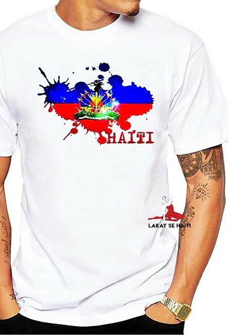 Haiti Splash T-Shirt