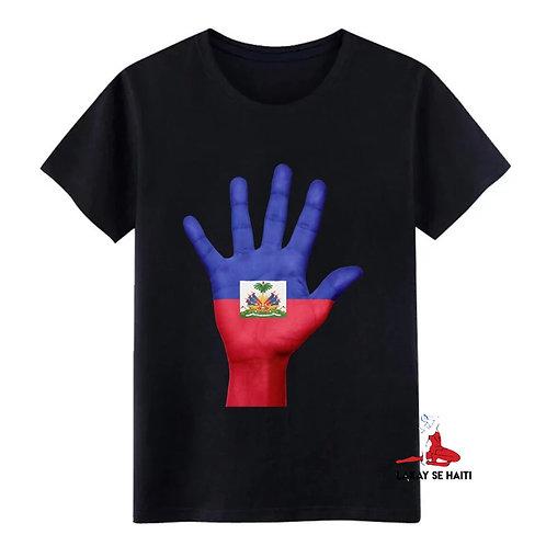 Haiti Hands T-Shirt