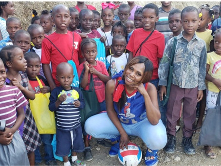 We have over 175 kids per school in Haiti ages 3-18 waiting on assistance