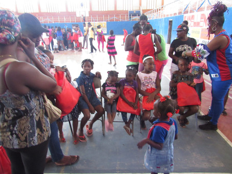 """Mission Trip in Cap Haitien 2019 """"Giving Back Thanks"""""""