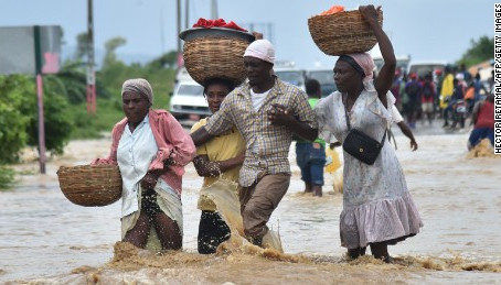 Natural Disaster in Haiti