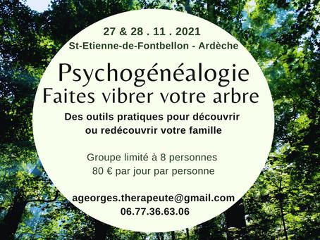 Atelier de psychogénéalogie