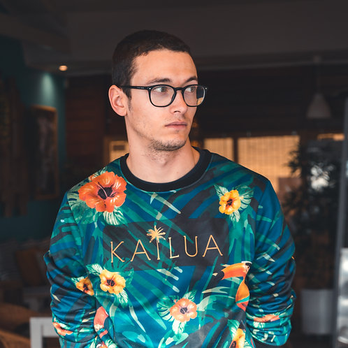 Sweatshirt Kailuana - Men