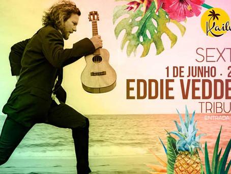 1 de Junho - Eddie Vedder Tributo