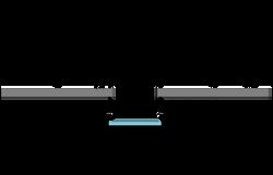 Detalhe Abertura Zenital