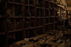Les casiers bois