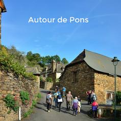 Autour de Pons