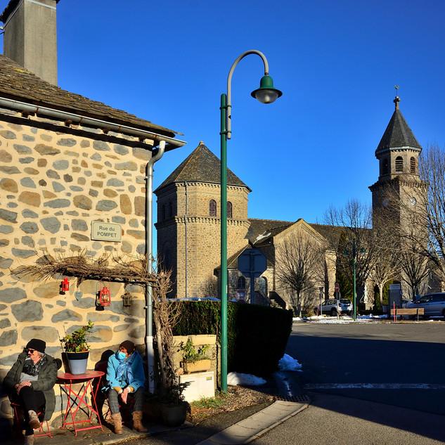 Autour de Lacroix-Barrez