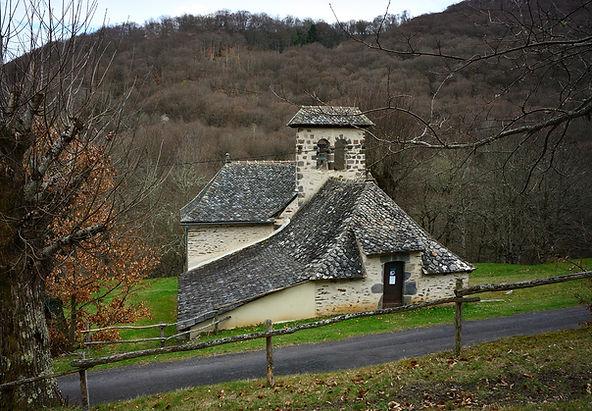 Carladez en Aveyron.