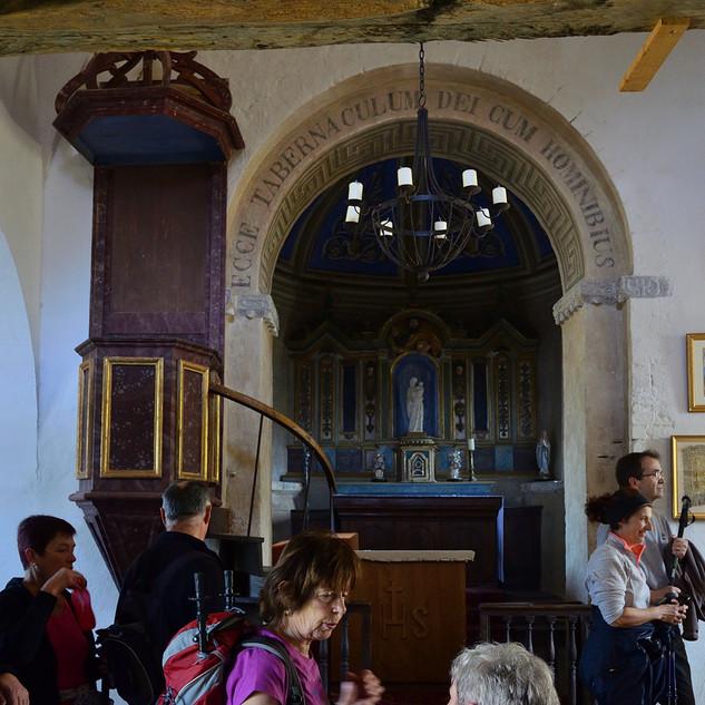 Chapelle de Manhaval