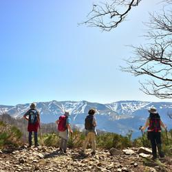 Autour du Mont Griou