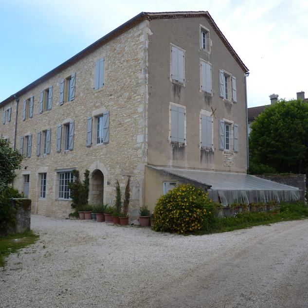 Le couvent de Vaylats